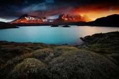 Patagonia, South America.