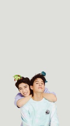 Couple Wallpaper, Love Wallpaper, Moomin Wallpaper, Thailand Wallpaper, Boyfriend Photos, Fashion Collage, Thai Drama, Fujoshi, Handsome Boys