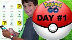 #VIDEO: #Pokemon GO Day # 1 Gaming & Observations - Jenna Em Channel  WATCH: https://youtu.be/OL7p9RGFeeM #PokemonGO #Pokemon20