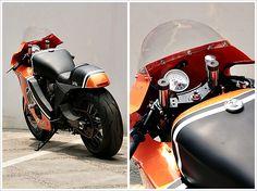 Studio Motor's '88 KawasakiGPZ600 - Pipeburn - Purveyors of Classic Motorcycles, Cafe Racers & Custom motorbikes
