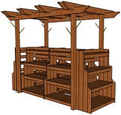 Wood Display Products - Birding Product Displays - J1 - Birding ...