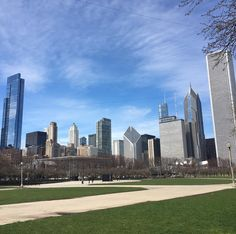 Central #chicago on a #sunny day