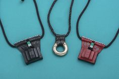 Hand Crafted Leather Tuareg Necklaces – RAIN Artisan Boutique