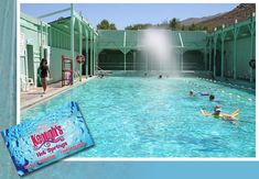 Keough's Hot Springs | Bishop California