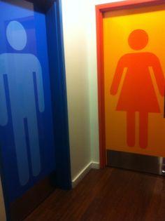 Bathroom Signs Gym crossfit bathroom signs | shake yo booooo-tee | pinterest