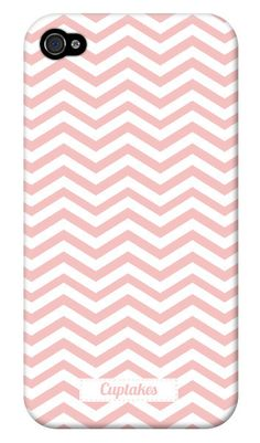 Pink Chevron by Cuptakes | Cuptakes
