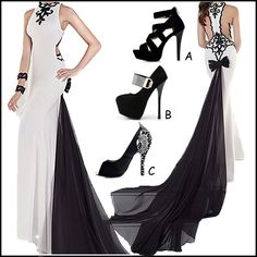 Amazing #Dress To Wear For Wedding   Find More: http://www.imaddictedtoyou.com