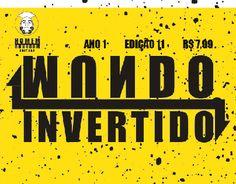 "Check out new work on my @Behance portfolio: ""Projeto Revista Mundo Invertido"" http://be.net/gallery/58874465/Projeto-Revista-Mundo-Invertido"