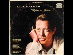 Dick Haymes - The Nearness of You Z Music, Listening To Music, Good Music, Dick Haymes, The Nearness Of You, Still Picture, Song Playlist, All Songs, Greatest Songs
