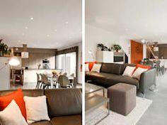 Maison à Saint Genis Laval: Cuisine de style de style Moderne par Marion Lanoë Architecte d'Intérieur