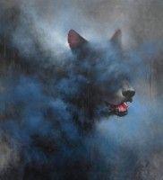 heimonen/2015/SAMULI_HEIMONEN_KUISKAAJA_2015 Memento Mori, Animal Paintings, Surrealism, Illustration Art, Illustrations, Comic Art, Contemporary Art, Creative, Artwork