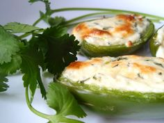 Easy Baked Jalapeno Poppers