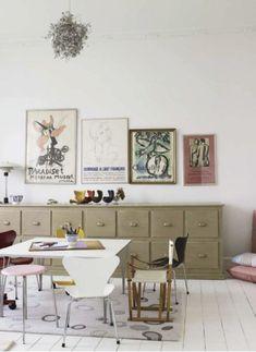 The home of Fritz Hansen CEO - NordicDesign