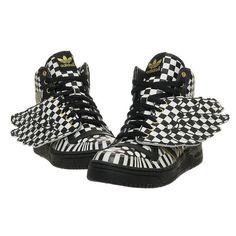 uk availability 1beb9 21f86 Jeremy Scott x Adidas Wings OPART Calzado, Adidas, Zapatillas, Zapatos,  Ropa De