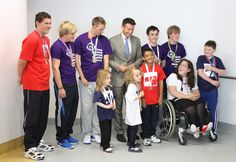 Read about GOSH patient Georgia's experience of the official opening of Great Ormond Street Hospital's Morgan Stanley Clinical Building, the first part of the Mittal Children's Medical Centre.   http://blog.gosh.org/patientsandparents/great-ormond-street-hospital-patient-georgia-meets-olympic-and-paralympic-legends-at-the-opening-of-new-clinical-building/