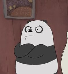 When you want McDonald's and mom said no We Bare Bears Wallpapers, Panda Wallpapers, Cute Wallpapers, Bear Wallpaper, Cute Wallpaper Backgrounds, Cartoon Wallpaper, Panda Love, Cute Panda, Panda Bear