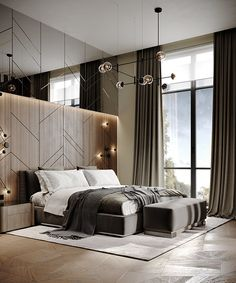 Indian Bedroom Design, Room Design Bedroom, Master Bedroom Interior, Bedroom Furniture Design, Home Room Design, Bedroom Colors, Home Decor Bedroom, Bedroom Interiors, Furniture Sets