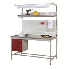 Storage Design Limited - Taurus Utility Workbenches - From Stock