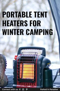 How To Stay Warm When Winter Camping