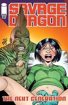 Savage Dragon (1992) Issue #213