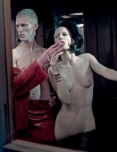 Fashiontography: Wild at Heart by Steven Klein