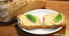 Vegane alternativen zu fleischlichem Brotaufstrich sind im Handel meist sehr teuer. Hier eine günstige, vegane Alternative zur Leberwurst zum Selbermachen!