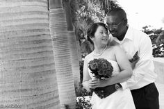 Wedding photo shooting at The Royal Sands ウエディング フォトセッション ロイヤル サンズ   AkiDemi Photography www.akidemi.com