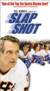 Paul Newman, hockey, and the Hanson brothers. What more could you ask for?