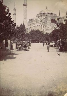istanbul 1903 - ayasofya
