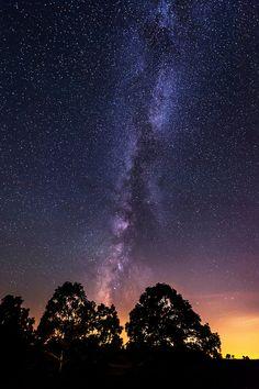Milky Way @ Shenandoah National Park