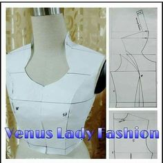 Prodigious Sewing Make Your Own Clothes Ideas Sewing Paterns, Corset Sewing Pattern, Bodice Pattern, Collar Pattern, Pattern Drafting, Dress Sewing Patterns, Clothing Patterns, Sewing Hacks, Sewing Tutorials