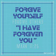 Forgive & Be Forgiven