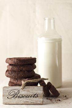Biscotti cioccolato e Fleur de sel♥