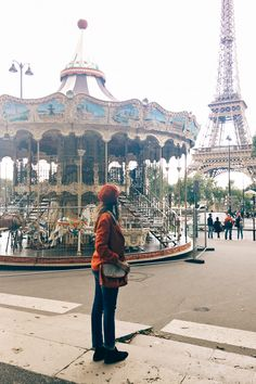 Paris, je t'aime | uma mãe e dois amores
