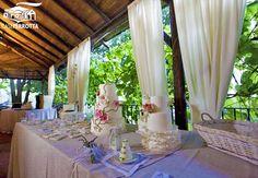 Esposizione torte per Evento Sposi presso Case Perrotta