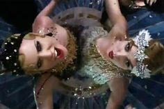 The Great Gatsby - Gorgeous 1920's flapper dancers - CANNOT wait to see this movie!