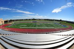 1st Community Credit Union Field, Angelo State University, San Angelo, Texas