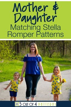 98870de0a8b7 86 Best Mommy and Me Patterns images in 2019