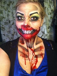 Witchy+Makeup+http://www.makeupbee.com/look_Witchy-Makeup_1960