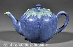 Newcomb Teapot, 1932, Sadie Irvine