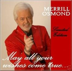 Merrill Osmond Christmas May All