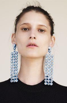 Unbelievable Chandelier Earrings from Celine