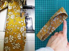 ender Diy Flowers, Flower Diy, Hair Ribbons, Liberty Of London, Crochet Blanket Patterns, Scrunchies, Sunglasses Case, Diy Crafts, Diy Home Crafts