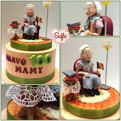 Ma y cake 100