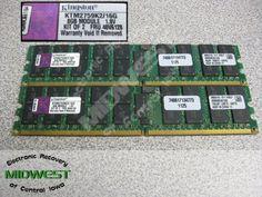Lot-of-2-8GB-16GB-Kingston-KTM2759K2-16G-5300F-ECC-Chipkill