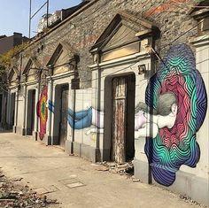 Phenomenal Street Art Murals by Seth GlobePainter #InkedMagazine #streetart #artwork #mural #art