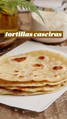 Mexican Food Recipes, Vegetarian Recipes, Healthy Recipes, Easy Cooking, Cooking Recipes, Tortilla Wraps, Pasta, Tostadas, Diy Food