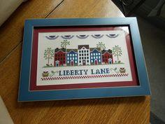 Country Cottage Needleworks - Liberty Lane
