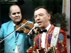 Hank Snow - My Little Old Home Down in New Orleans - YouTube