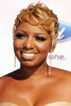 Celebs Hairstyles at BET Awards 2012
